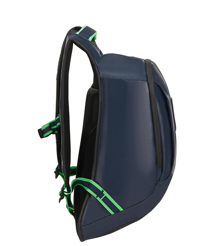 Рюкзак Samsonit Paradiver light 01N*31001 - Night Blue/Fluo Green