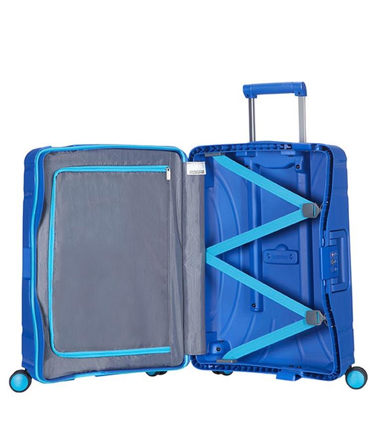 Малый чемодан American Tourister 06G*11003 Locknroll Spinner (55 см) ~ручная кладь~
