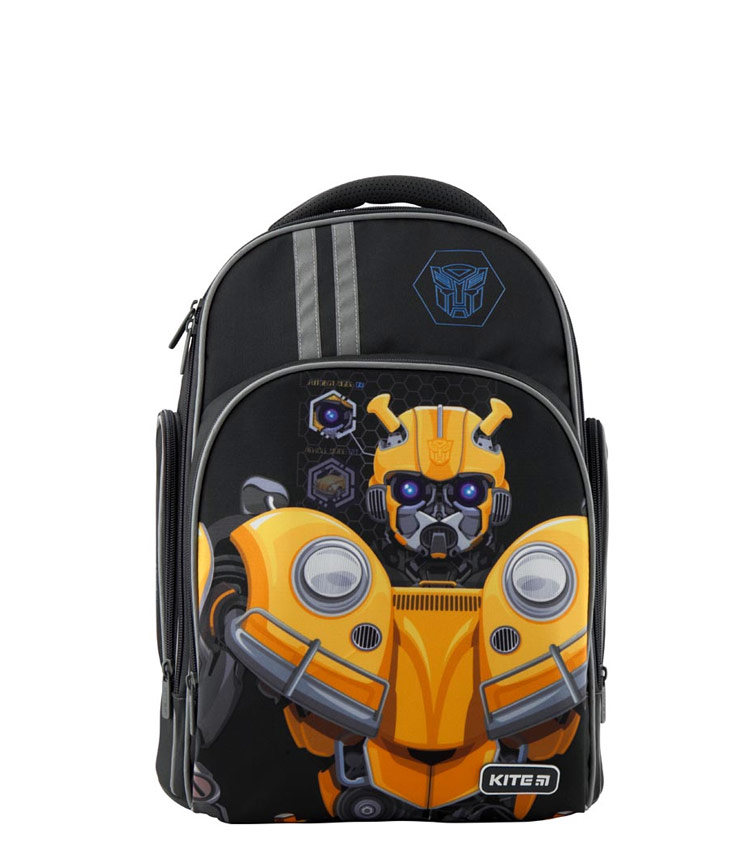 Школьный рюкзак Kite Transformers BumbleBee 19-706 S