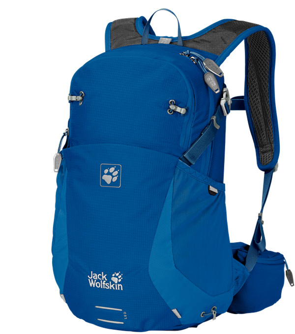 Рюкзак Jack Wolfskin Moab Jam 18 electric blue