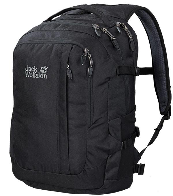 Рюкзак Jack Wolfskin JACK.POT DE LUXE black