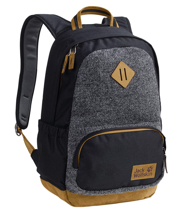 Рюкзак Jack Wolfskin WOOLEY black