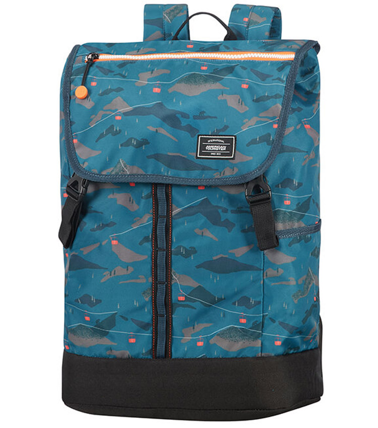 Рюкзак AMERICAN TOURISTER Urban Groove Lifestyle Backpack 3 15.6 (24G*12024) - Camo Cartoon
