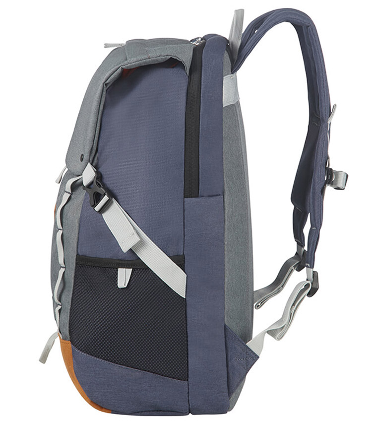 Рюкзак American Tourister Urban Groove 17.3 (24G*58025) - Grey/Blue