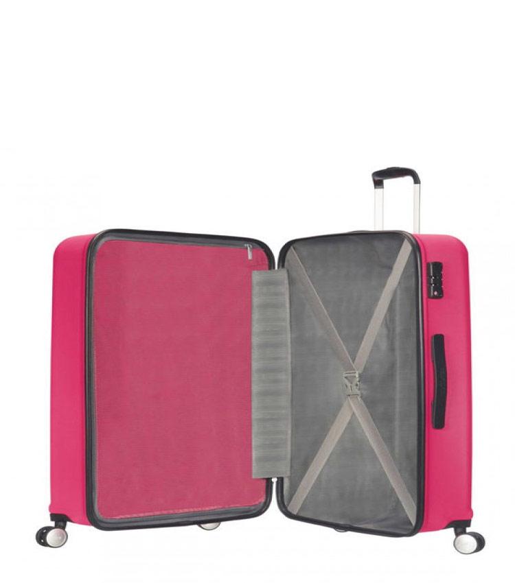 Малый чемодан American Tourister 25G*10901 Hypercube Spinner (55 см) ~ручная кладь~