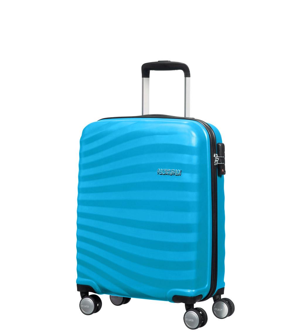 Малый чемодан-спиннер American Tourister Oceanfront 31G*11901 (55 см) ~ручная кладь