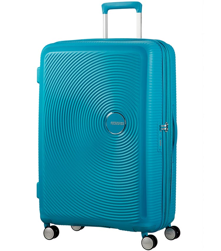 Большой чемодан American Tourister 32G*01003 Soundbox Spinner (77 см)