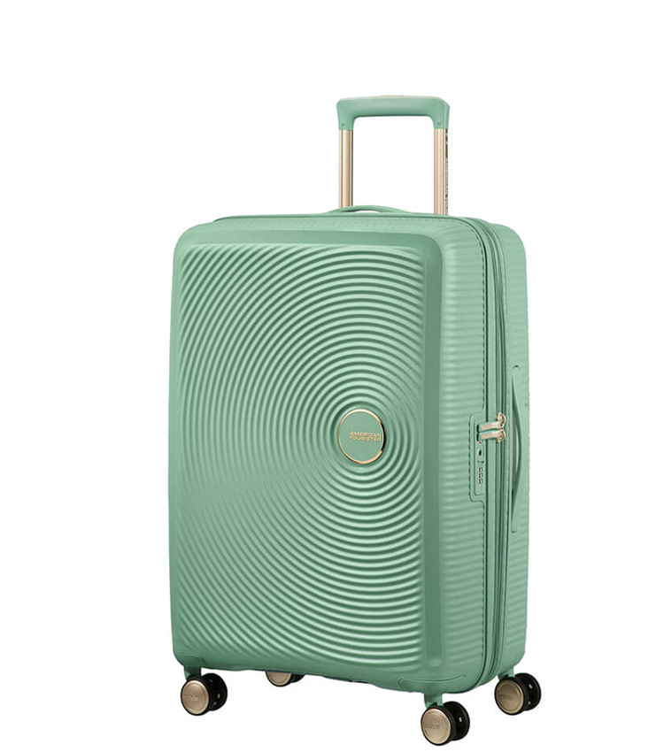 Средний чемодан American Tourister 32G*04002 Soundbox Spinner (67 см)