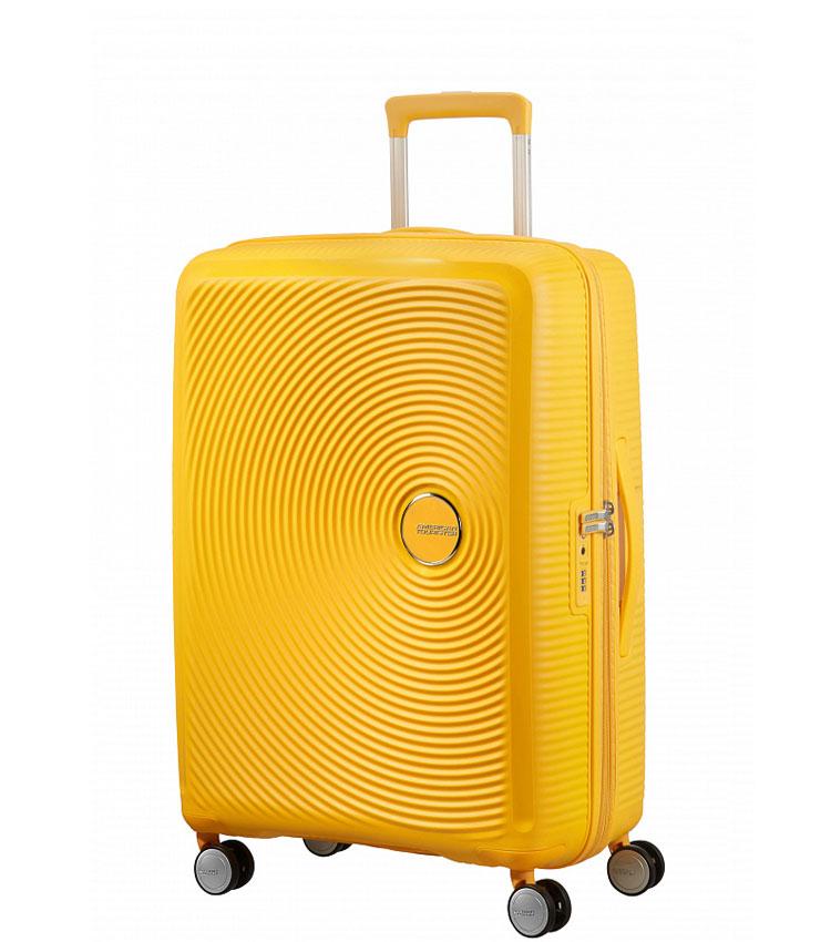 Средний чемодан American Tourister 32G*06002 Soundbox Spinner (67 см)