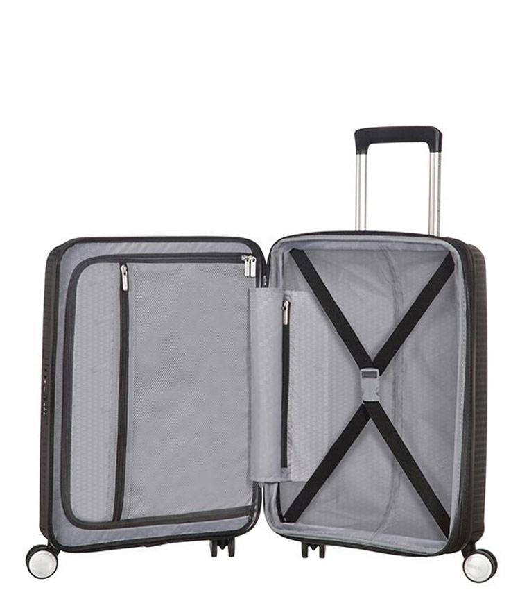 Малый чемодан American Tourister SOUNDBOX 32G*09001 (55 см) ~ручная кладь~