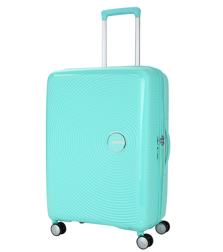 Средний чемодан American Tourister Soundbox (32G*34002) DEEP MINT(67 см)