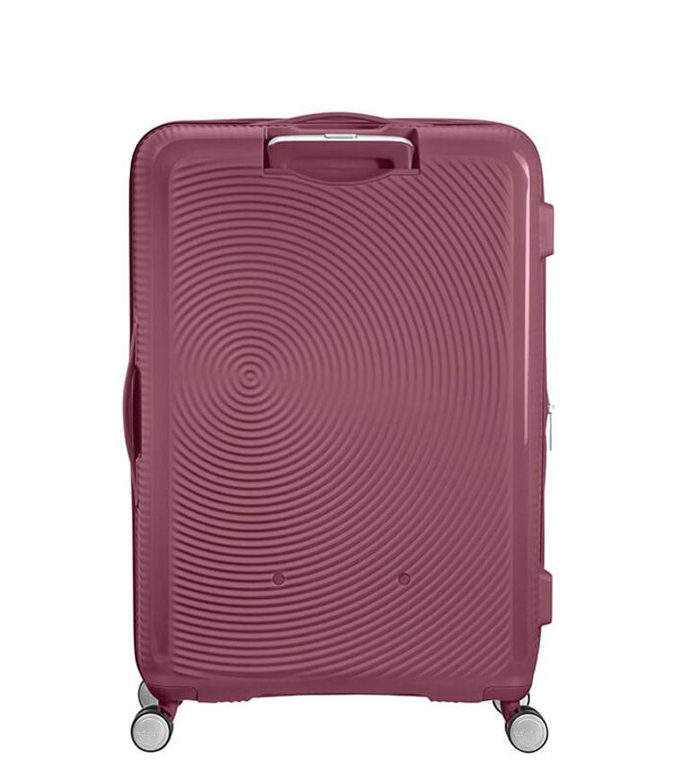 Большой чемодан American Tourister Soundbox 32G*40003 (77 см) Dark Burgundy