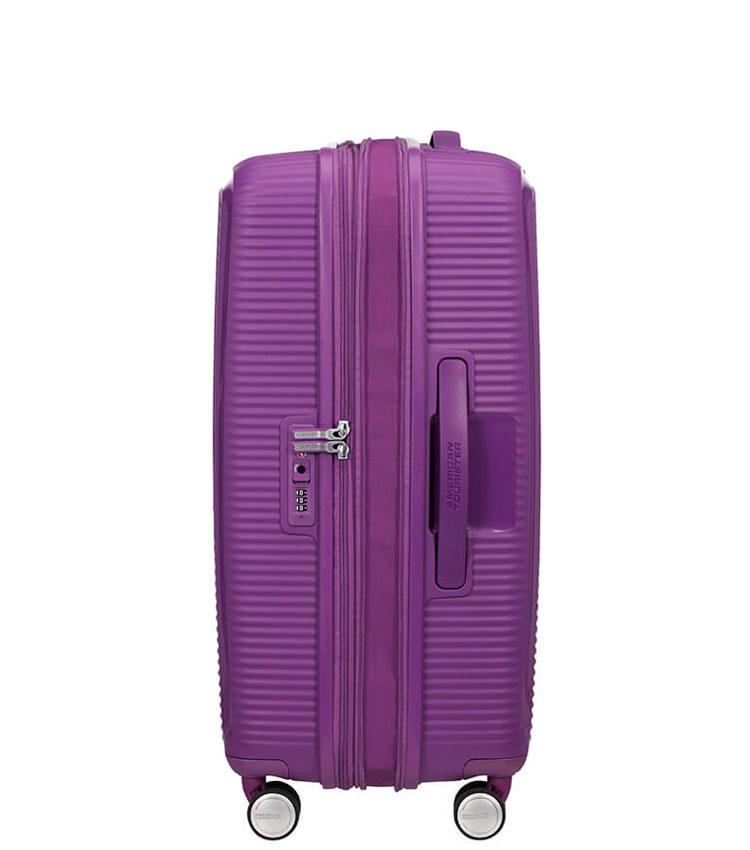 Большой чемодан American Tourister Soundbox 32G*71003 (77 см) Purple Orchid