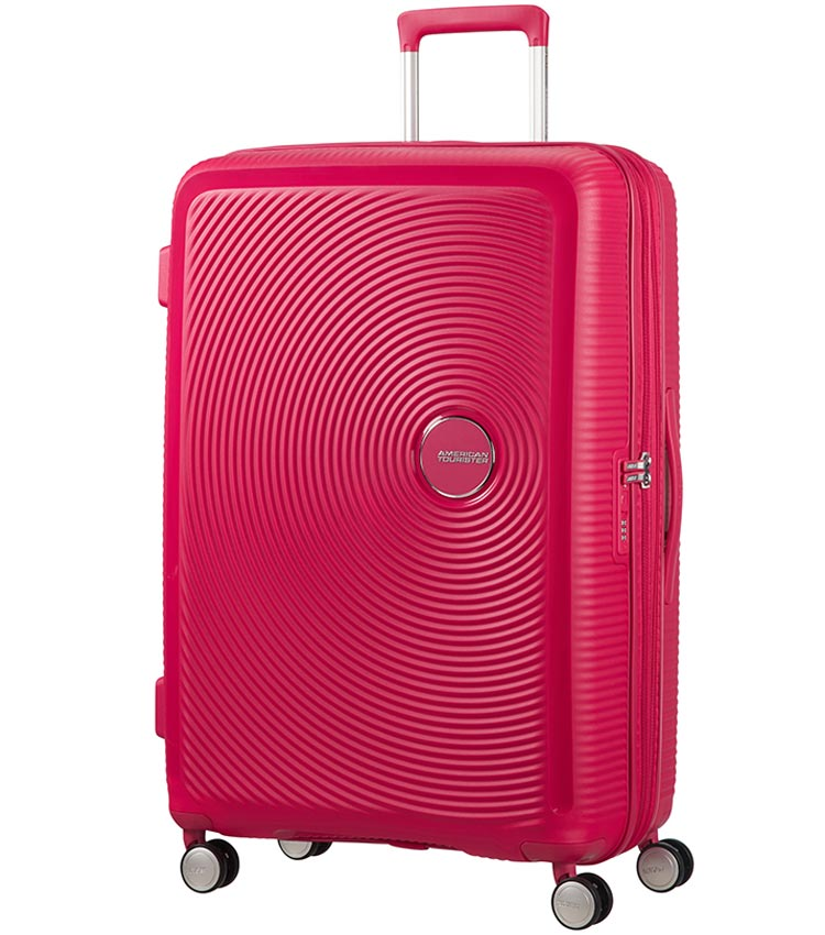 Большой чемодан American Tourister 32G*90003 Soundbox Spinner (77 см)