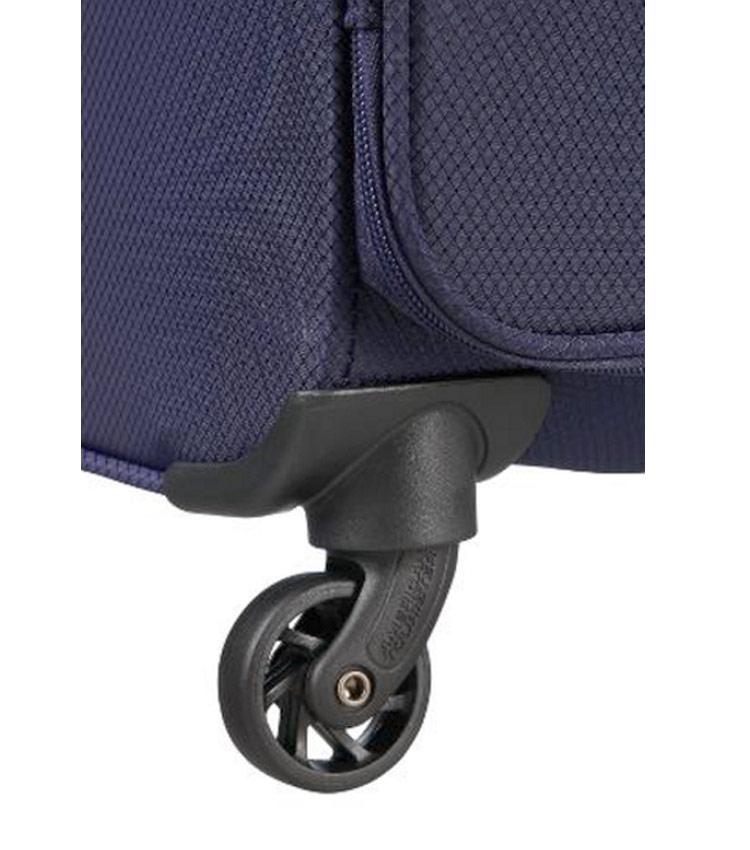 Средний чемодан-спиннер American Tourister Litewing 38G*01004