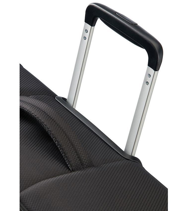 Средний чемодан American Tourister Litewing 38G*09004 - Volcanic Black