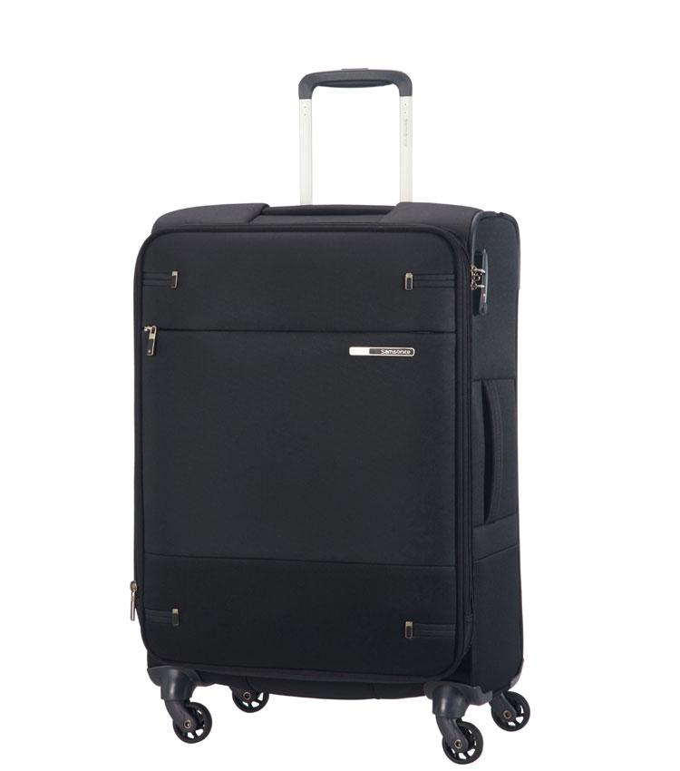 Средний чемодан Samsonite Base Boost 38N*09004 - Black