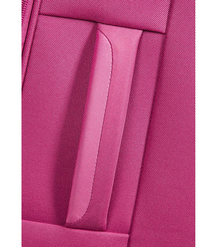 Большой чемодан American Tourister Powerup 42G*90904 (80 см) - Lightning Pink
