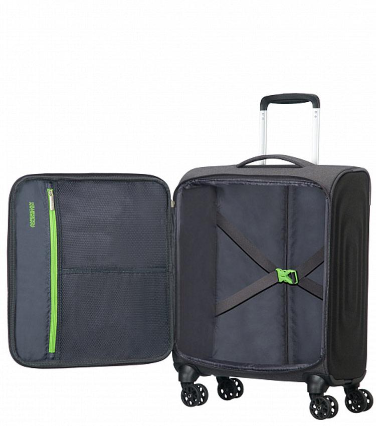 Малый чемодан American Tourister 46G*18002 Sonicsurfer Lifestyle (55 см) ~ручная кладь~