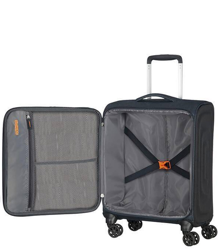 Малый чемодан American Tourister 46G*21002 Sonicsurfer Lifestyle (55 см) ~ручная кладь~