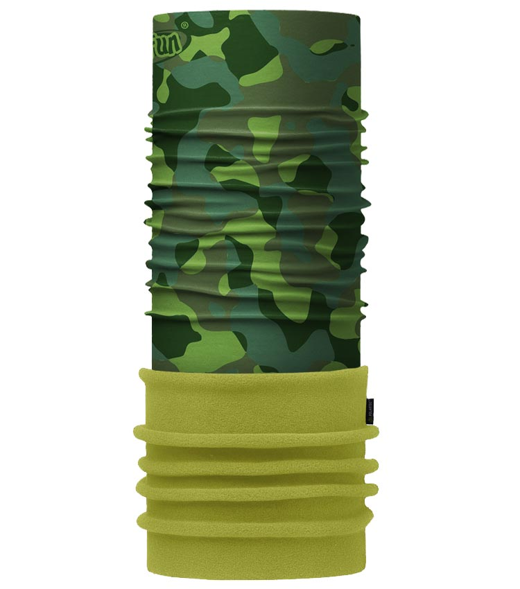 Шарф-труба 4Fun Polartec camo green