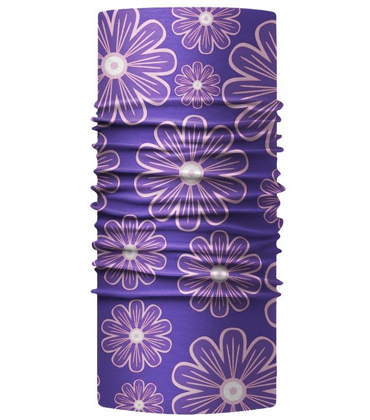 Бандана 4Fun Standard flower viola