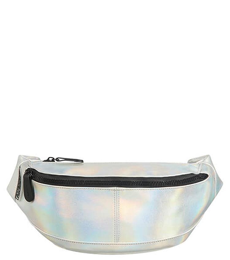 Сумка поясная American Tourister Instago 54G*25007 silver hologram