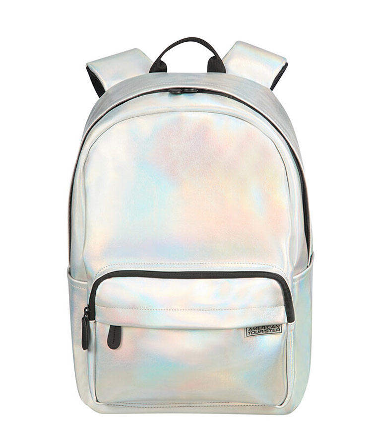 Рюкзак American Tourister Instago 54G*25008 silver hologram