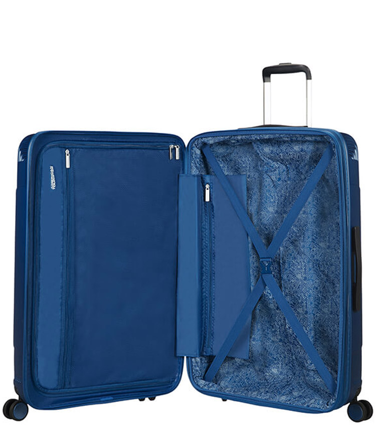 Большой чемодан American Tourister Modern Dream Spinner 55G*41003 (78 см) True Navy