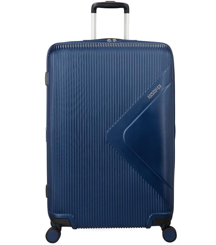 Большой чемодан American Tourister Modern Dream Spinner 55G*41003 (78 см) True Navy
