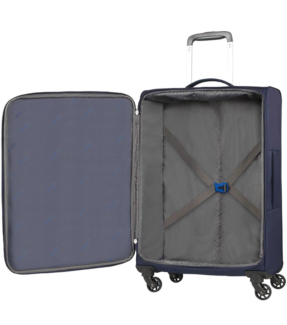 Средний чемодан-спиннер American Tourister Litetwist 68G*41904