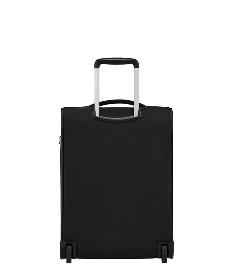 Малый чемодан American Tourister 77G*19001 Matchup (55 см) - Volt black ~ручная кладь~