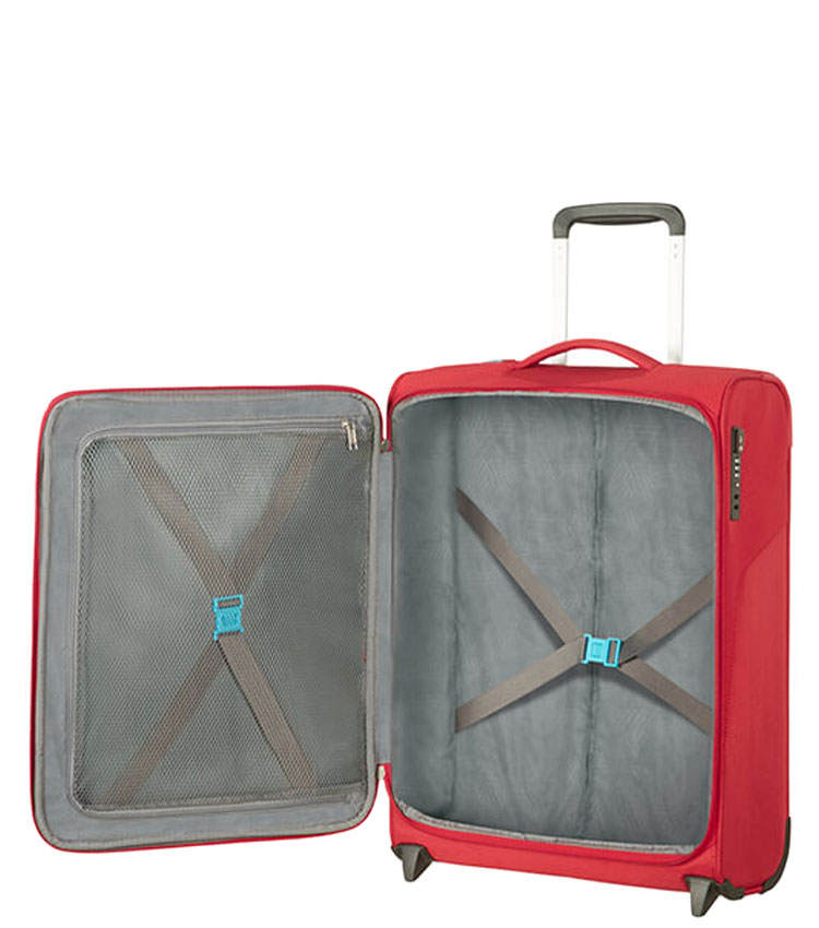 Малый чемодан American Tourister Summerfunk 78G*00001 (55 см) ~ручная кладь~ Red