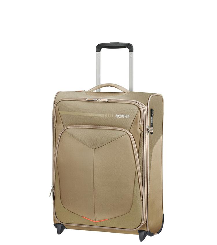 Малый чемодан American Tourister Summerfunk 78G*02001 (55 см) ~ручная кладь~ Beige