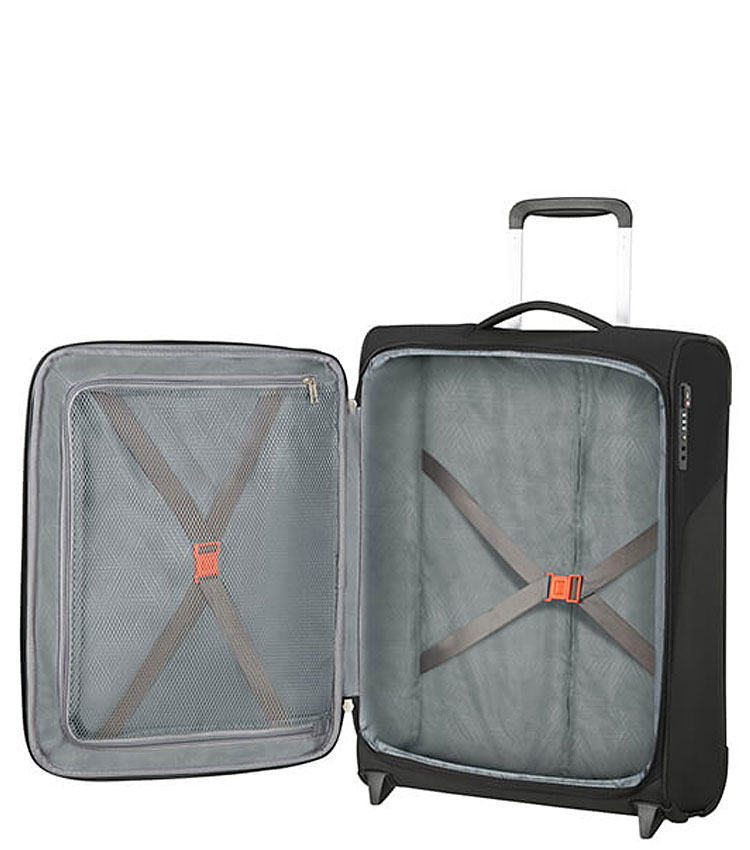 Малый чемодан American Tourister Summerfunk 78G*09001 (55 см) ~ручная кладь~ Black