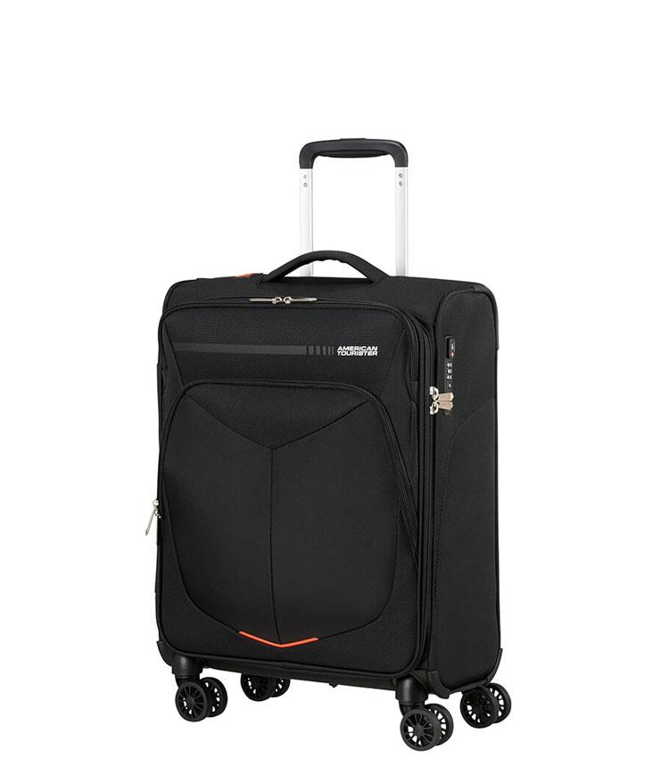 Малый чемодан American Tourister Summerfunk 78G*09010 (55 см) ~ручная кладь~ Black