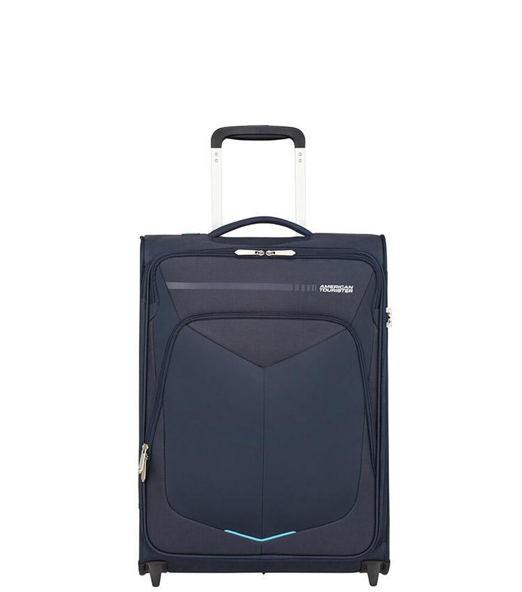 Малый чемодан American Tourister 78G*41001 Summerfunk (55 см) - Navy ~ручная кладь~