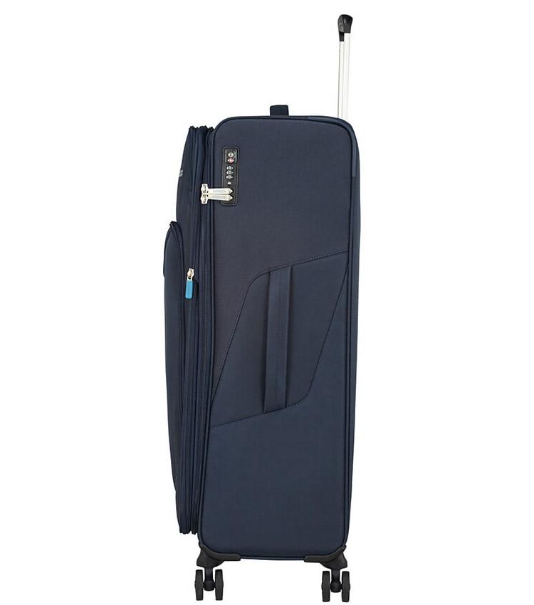 Большой чемодан American Tourister 78G*41005 Summerfunk (79 см) - Navy