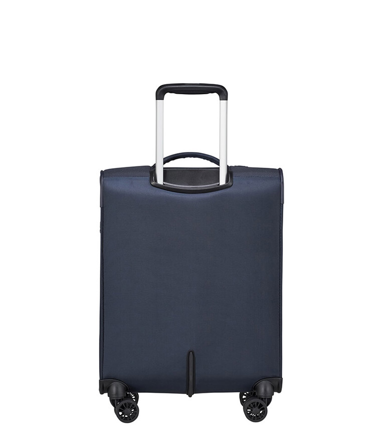 Малый чемодан American Tourister 78G*41010 Summerfunk (55 см) - Navy ~ручная кладь~