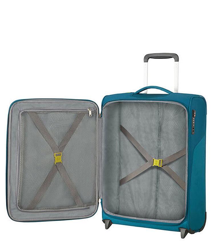 Малый чемодан American Tourister Summerfunk 78G*51001 (55 см) ~ручная кладь~ Teal