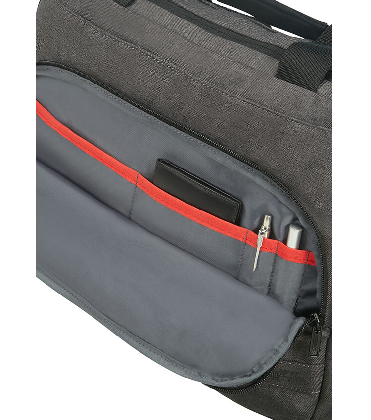 Сумка для ноутбука American Tourister CITY AIM 15.6 79G*08004 - Anthracite Grey