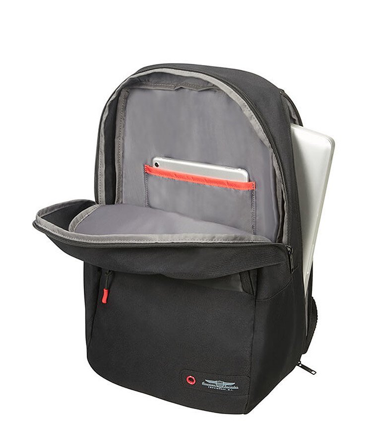 Рюкзак American Tourister City Aim 15.6 (79G*09003) - black