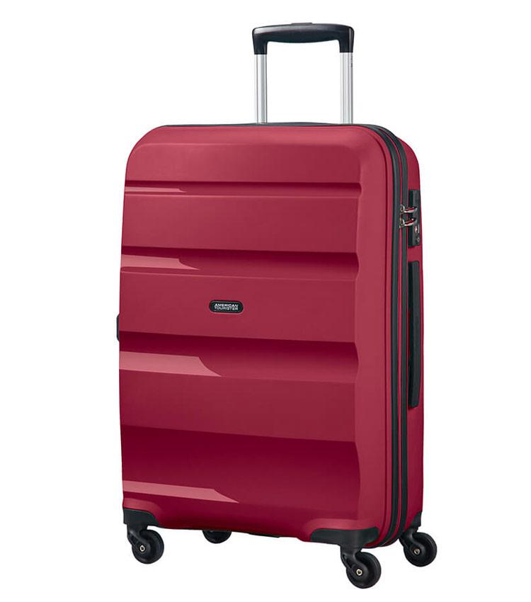 Средний чемодан American Tourister Bon Air  85A*52002 (66 см) BURGUNDY PURPLE