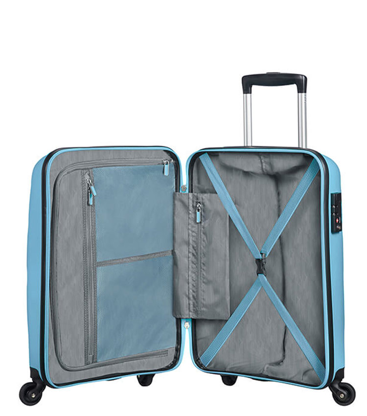 Малый чемодан American Tourister Bon Air  85A*62001 (55 см) ~ручная кладь~