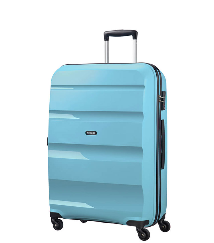 Средний чемодан American Tourister Bon Air Spinner 85A*62002 (66 см) Blue Topaz