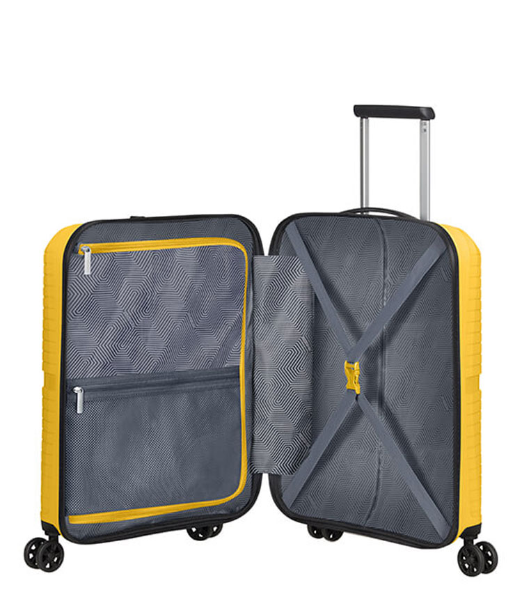Малый чемодан American Tourister AIRCONIC 88G*06001 (55 см) ~ручная кладь~ Lemondrop