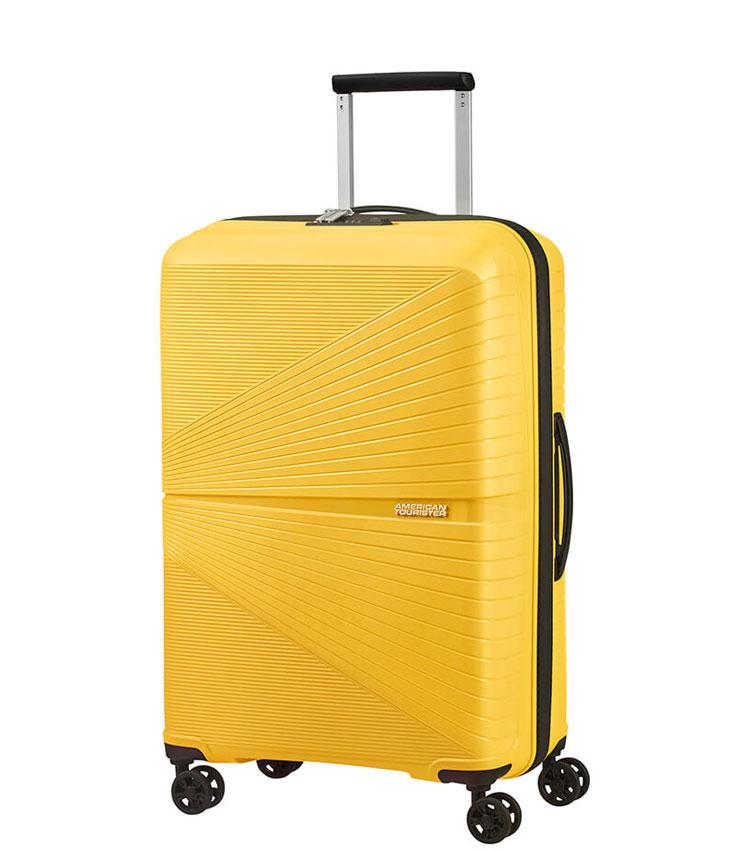 Средний чемодан American Tourister AIRCONIC 88G*06002 (67 см) - Lemondrop