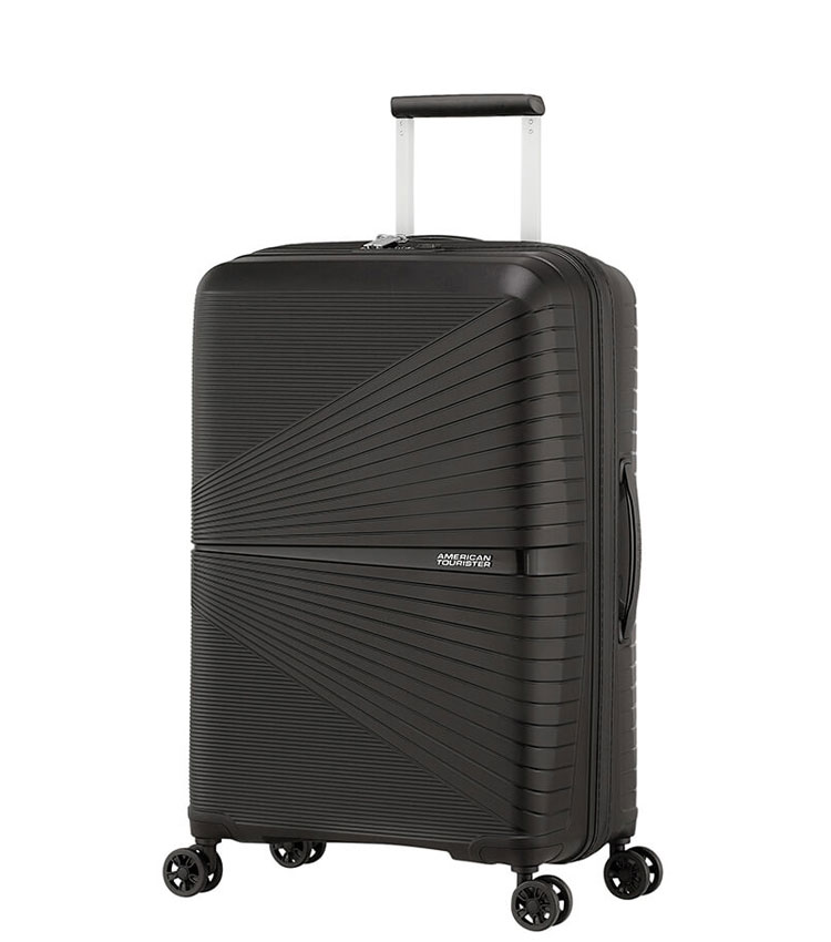 Средний чемодан American Tourister Airconic 88G*09002 (67 см) - Onyx black