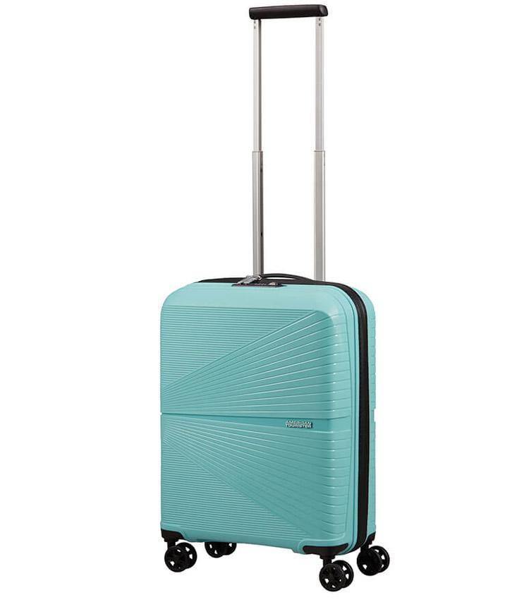 Малый чемодан American Tourister Airconic 88G*61001 (55 см) - Purist Blue ~ручная кладь~