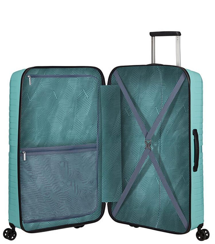 Средний чемодан American Tourister Airconic 88G*61002 (67 см) - Purist Blue